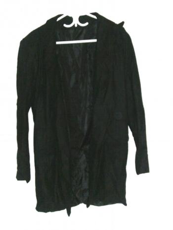 Ladies Black Light Jacket L