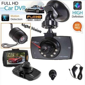 1080P Auto CAR DVR IR Night Vision Vehicle Video Camera Recorder Dash Cam LCD YK