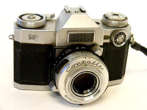 1959  Contaflex Super Camera
