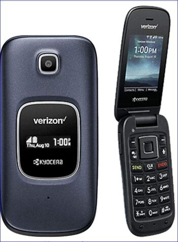 VERIZON NEW Kyocer Phone $41.96