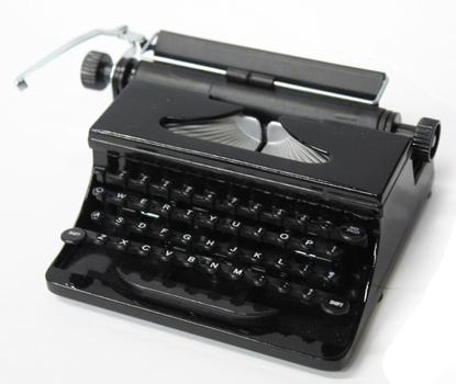 AMERICAN GIRL - Die Cast - Typewriter