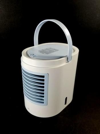 Personal Mini Desktop Air Cooler Fan With 3 Speeds - New