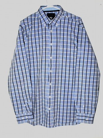 Austin Reed Modern Fit Mens Long Sleeve Shirt L