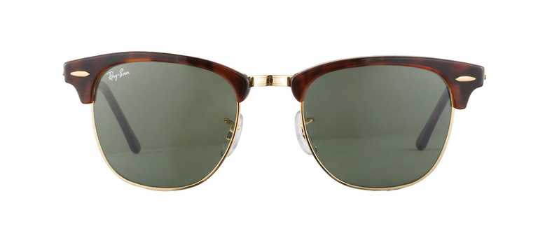 Ray Ban New Clubmaster 3016 Retail $228.00