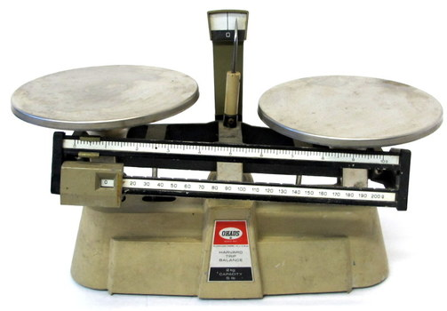 Vintage OHAUS Scale