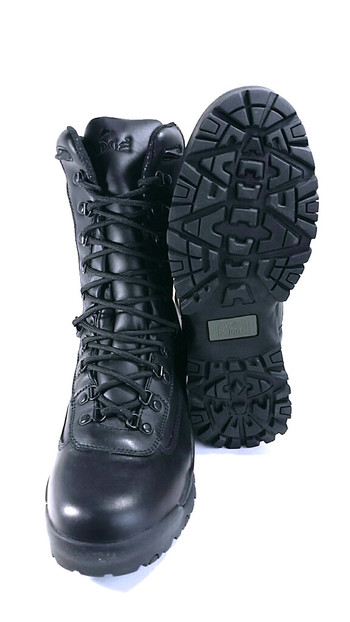 Ridge Air Tac Waterproof 100% Leather Boots, Size 11.5
