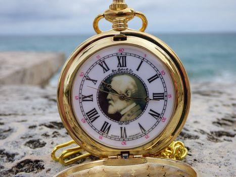 General Robert E Lee Pocket Watch