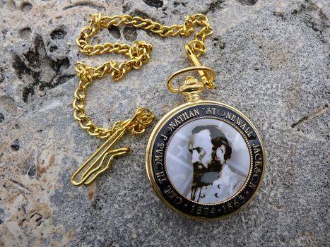 Stonewall Jackson Pocket Watch