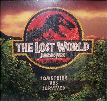 The Lost World Jurassic Park LaserDisc