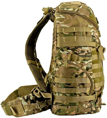 New LArge Size Backpack - Camouflage