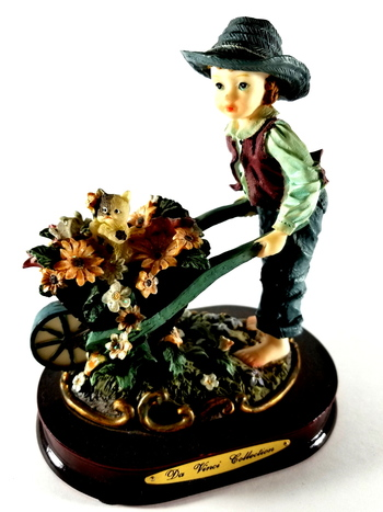 De Vinci Collection - The Gardener