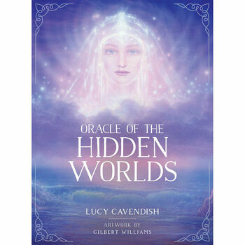 Oracle of the Hidden Worlds NEW Gilbert Williams 44 Card Deck and Booklet