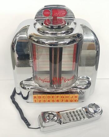 Vintage Jukebox Style Diner Phone