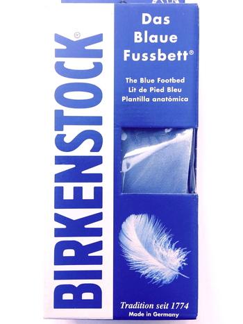 BIRKENSTOCK Footbed Sport Blue Mens Size 12
