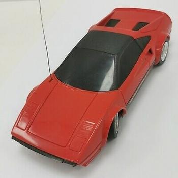 Vintage Matsushiro Radio Controlled Ferrari 308 GTB