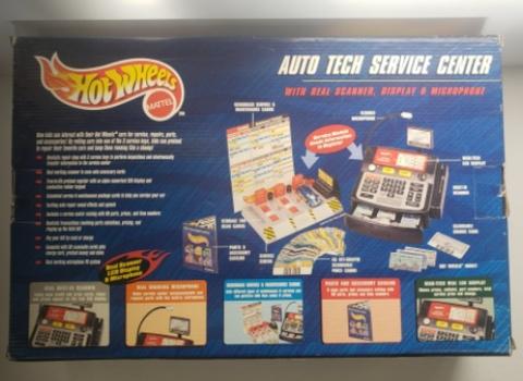 Hot Wheels Auto Tech Service Centre