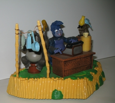 Disney Tarzan Electronic Talking Bank- Sounds and Voice Activated 1999