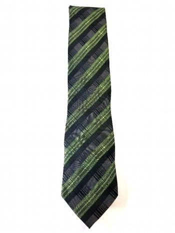 Mens MEXX 100% Silk Tie