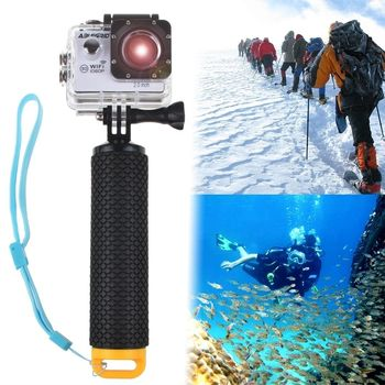 Waterproof Hand Grip Handle Mount Float Accessory for GoPro Hero 2 3 3+ 4 Camera