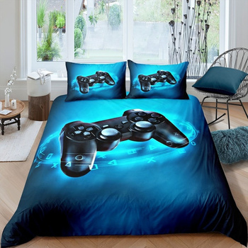NEW IN PACKAGE TWIN PLAYSTATION DUVET COVER SET