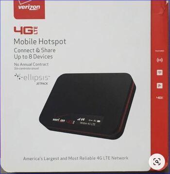 Verizon Ellipsis Jetpack MHS700L 4G LTE Mobile WiFi Hotspot Verizon Wireless
