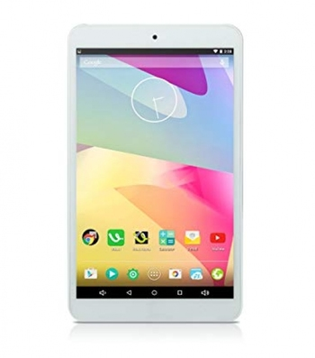 """iRulu X8 8"""" Android Tablet, Silver"""