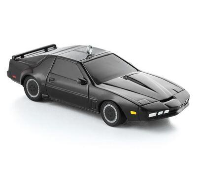 Hallmark Keepsake Knight Rider K.I.T.T. Replica Car with Lights and Sound