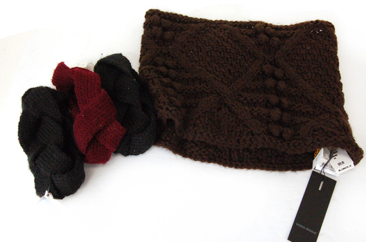 Collection Of Knitted Items
