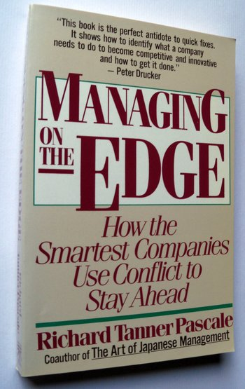 Managing on the Edge Paperback