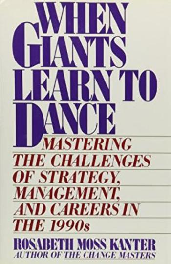 When Giants Learn to Dance Hardcover
