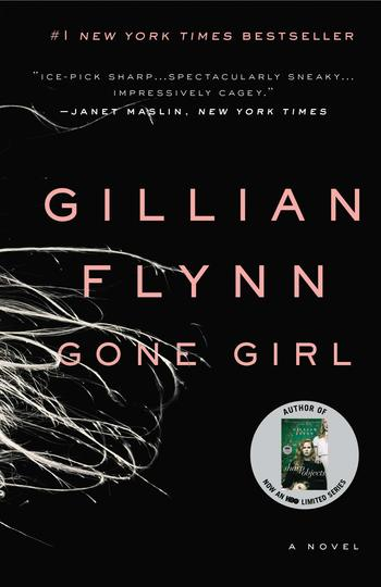 Gone Girl [paperback] Flynn, Gillian