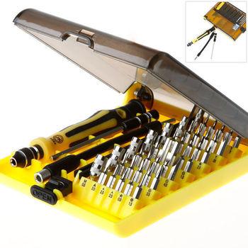45 in 1 Torx Precision Screw Driver Cell Phone Repair Tool Mobile Kit