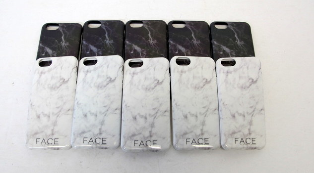 "Lot of 10 ""Face"" iPhone 6 and 6S Covers"
