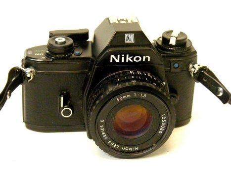 Nikon EM Camera & Lems