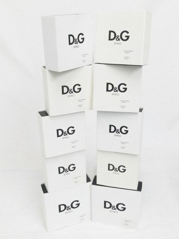 10 NEW Dolce & Gabbana Jewelry Retail $1000.00