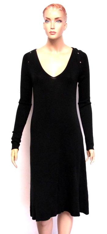 Vintage Celine Knitted Dress- Size S