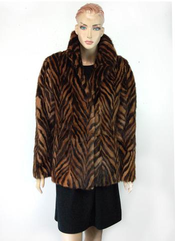 Mink Jacket Women's Size Medium