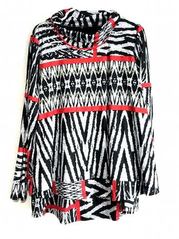 Ladies Long Sleeve Sweater Size XL