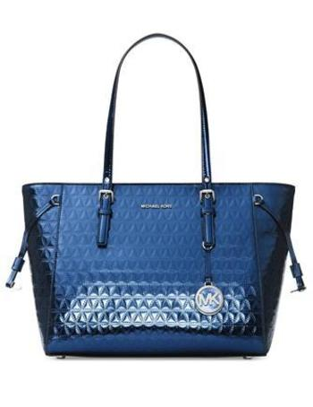 Michael Michael Kors VOYAGER SPECCHIO MULTI FUNCTION ZIP MED TOTE RETAIL $448