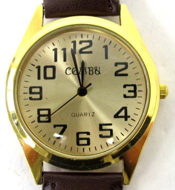 New Comby Men's Quartz Wristwatch