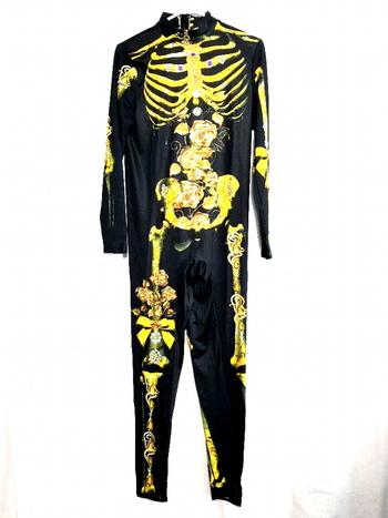 Ladies Skelaten Jumpsuit Size L
