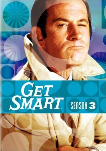 Get Smart Season Three - 5 DVD Set