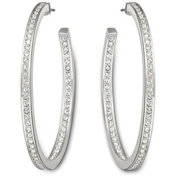 Swarovski Large Hoop Earrings Retail 180 00