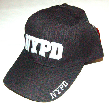 NYPD Adjustable Hat