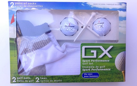 GX Sport Performance Golf Set