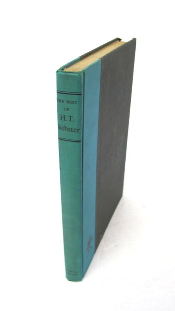 Vintage Book-The Best of H.T. Webster-A Memorial Collection