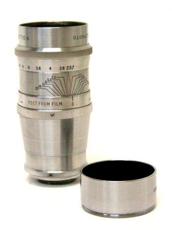 """3"""" (75mm) f2,5 Cine Raptar Lens"""