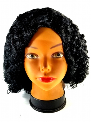 New Disco Boogie Babe Wig Black
