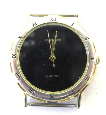 Vintage Oakwood Women's Watch
