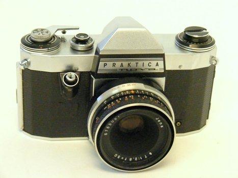 1964  Praktica Nova Camera